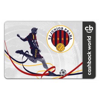 Cashback World - Klubová karta JUNIOR Praha